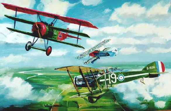 american world war 1 planes - photo #24